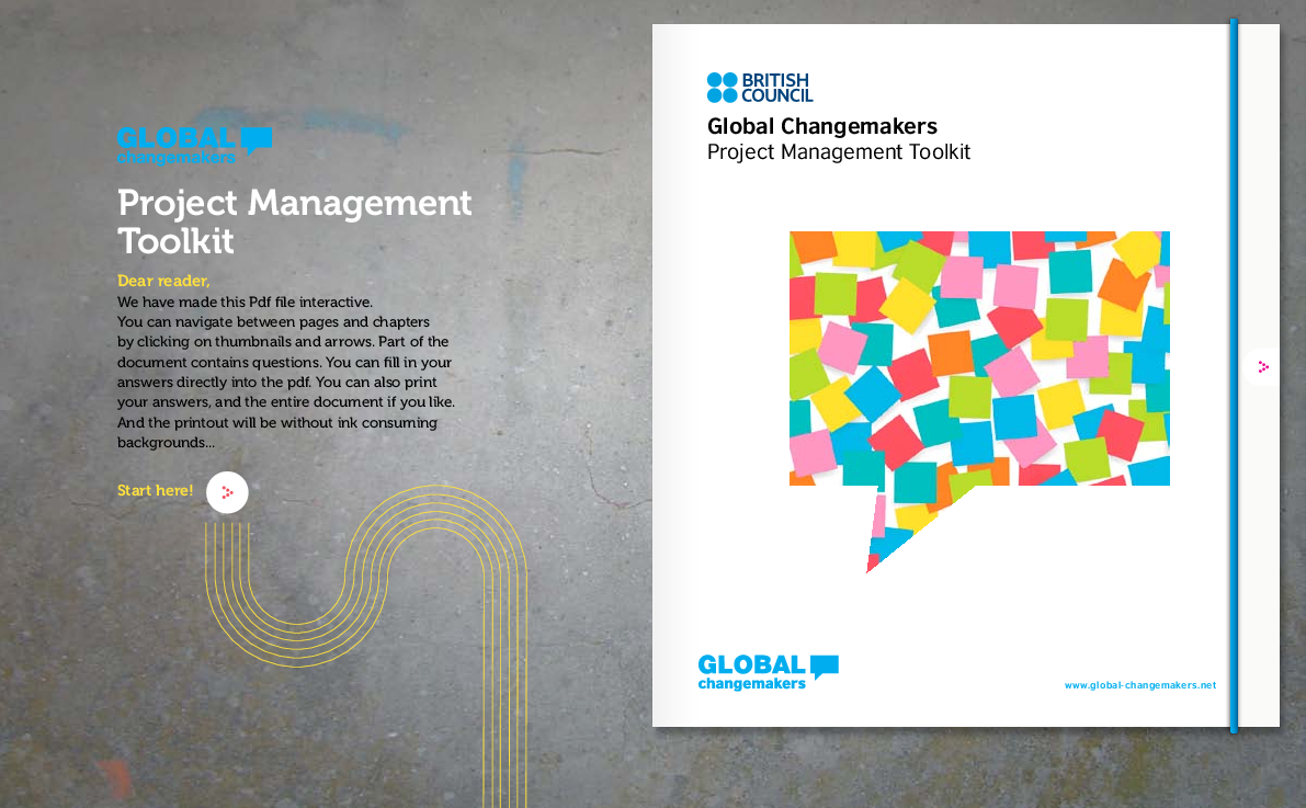 Global Changemakers Project Management Toolkit
