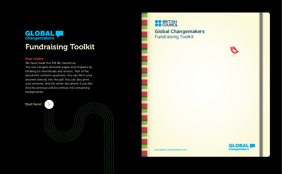 Global Changemakers - Fundraising Toolkit